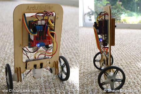 Arduino Based Balancing Robot