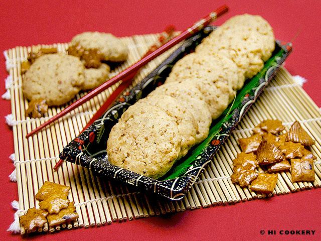 Arare Cookies