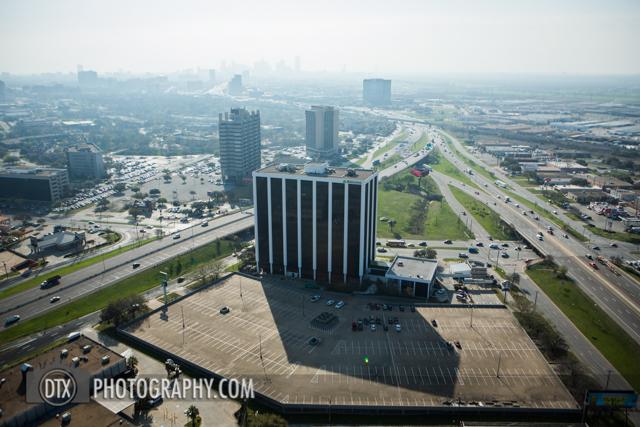 aerial photographer Dallas, TX