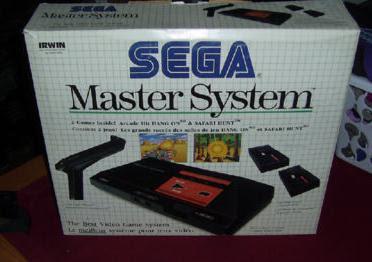Master System canadense