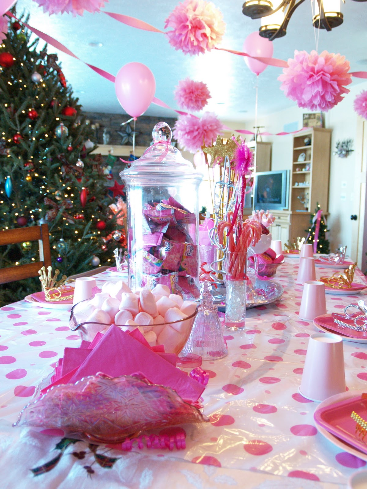 Show Us Your Life: A Pinkalicious Birthday Party - The ...