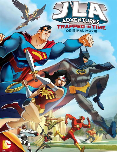 JLA Adventures: Trapped in Time / Atrapados en el tiempo (2014)