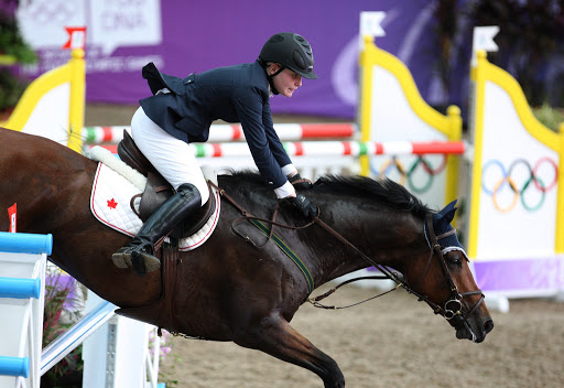 Equestrian at the Singapore 2010 Youth Olympic Games