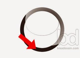 Gambar 13. Membuat efek lensa di Corel Draw