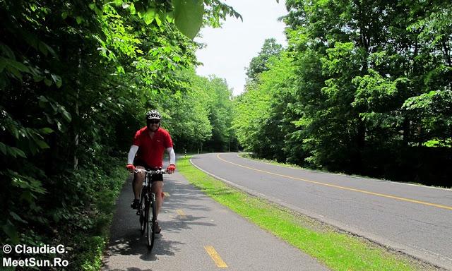 piste de bicicleta in Quebec