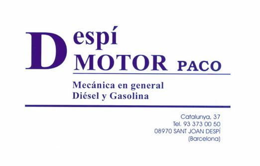 Despi Motor