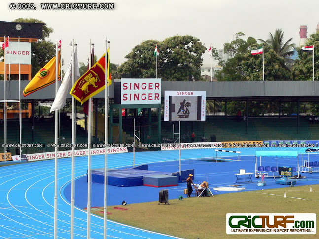 Junior National Athletic Championship 2013 Day 02