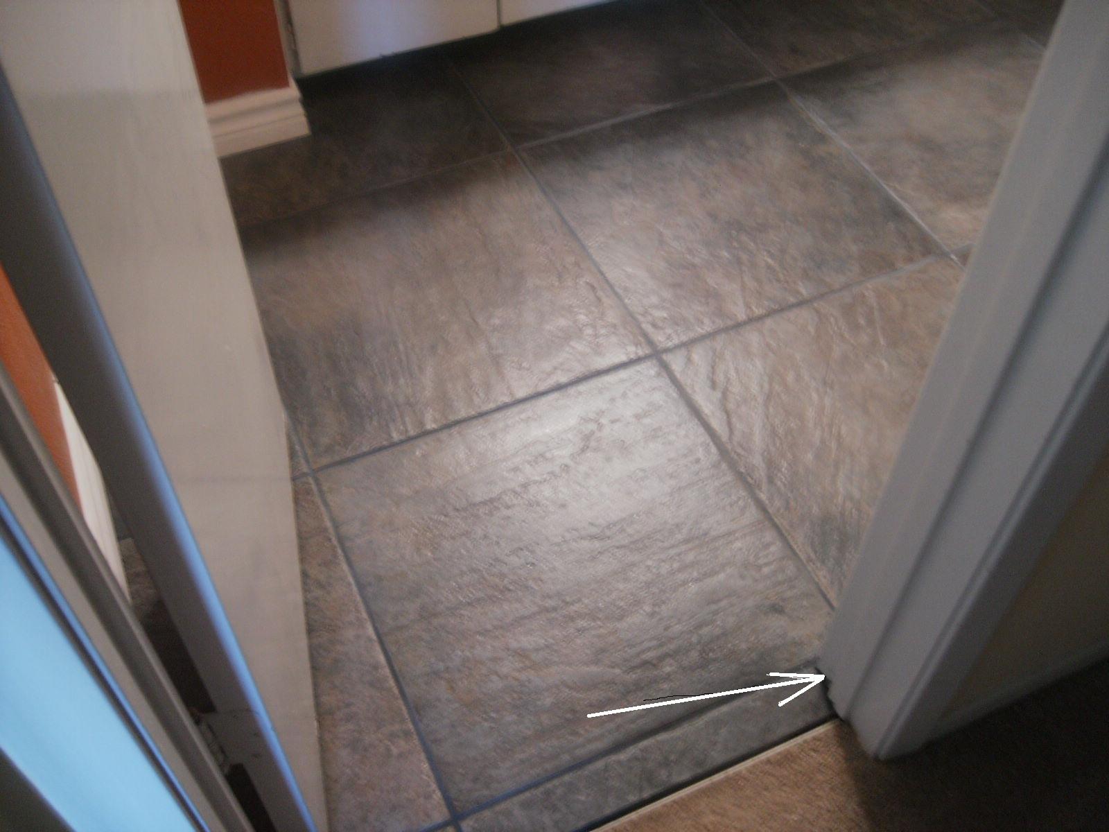 Tile Carpet Transition Doorway – Floor Matttroy