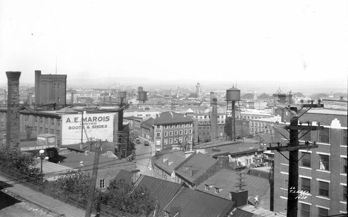 Fonds Thaddée Lebel, archives de la Ville de Québec
