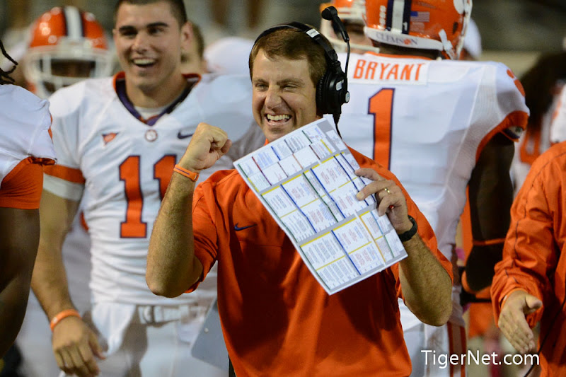 Clemson at Wake Forest Photos - 2012, Dabo Swinney, Football, Wake Forest