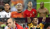 12 Mejores frases Eurocopa 2012
