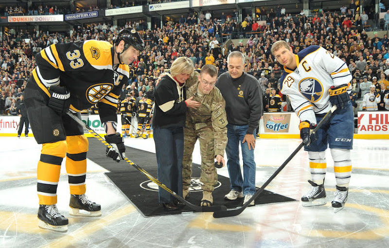 Boston Bruins Military NIght