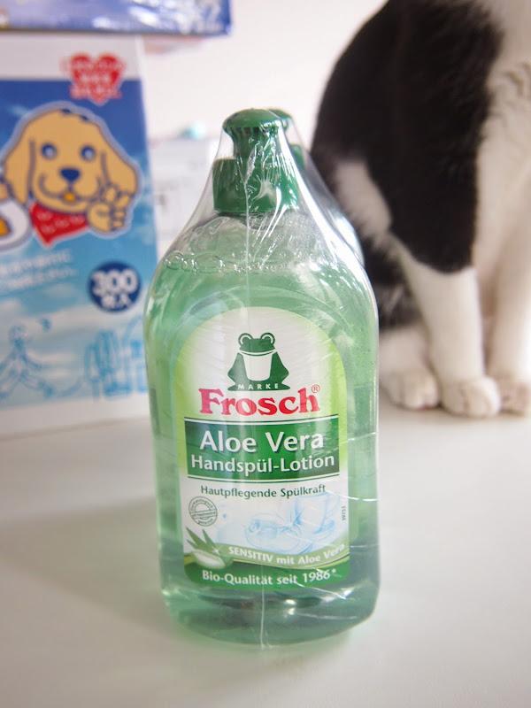 食器洗剤 Frosch(フロッシュ)