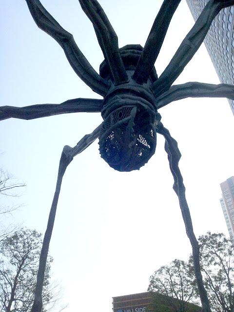【東京旅行】六本木 アニメ「じょしらく」の舞台散策や会田誠展