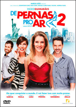 Download – De Pernas Pro Ar 2 – DVDRip AVI + RMVB Nacional