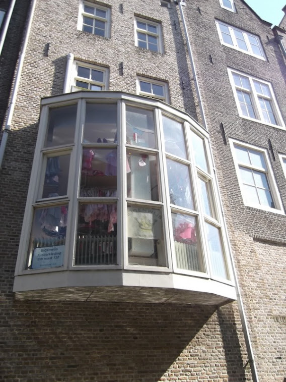 Dordrecht Balcone