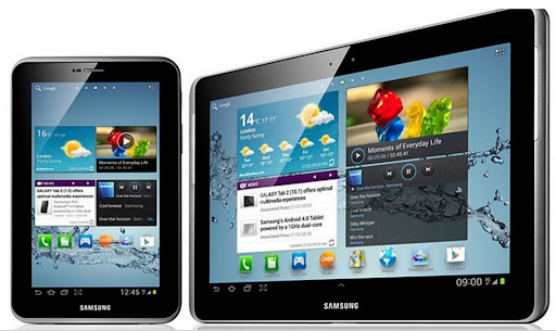 Cara Update Galaxy Tab 2 7.0 P3100 ke Android 4.1.2 Jelly Bean Gambar
