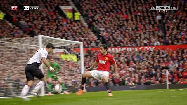 Suarez, Manchester United - Liverpool