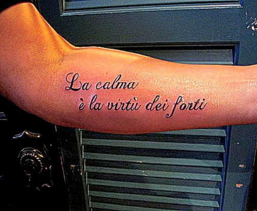 31 Cultural Italian Tattoos