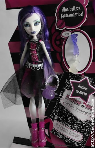 mi colección Monster High