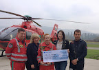 Stores raise cash for life savers