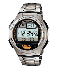 Jam Tangan Casio Dengan Fitur Illuminator