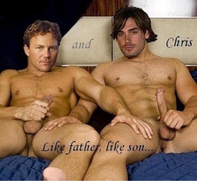 Brian Krause Drew Fuller Gay Porn