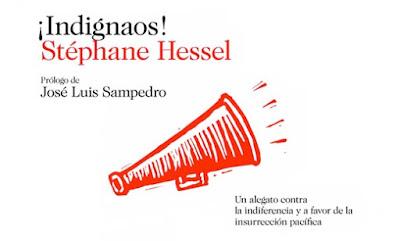 Imagen del libro Indignez Vous!, ¡Indignaos! en su edición española
