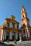 Salta nord: église de Salta