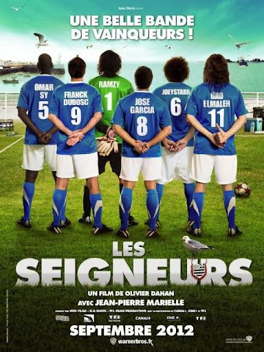 Οι Μάγοι της Μπάλας Les Seigneurs Poster