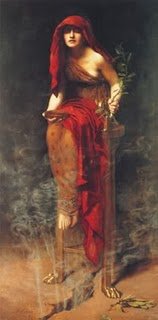 And Yet Another Tale Of Patriarchal Takeover The Story Of Pythia Image