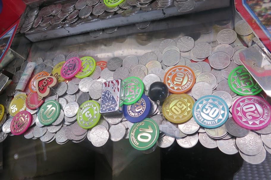 Spielautomaten sind in allen Formen zu finden