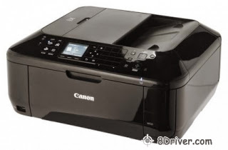 download Canon PIXMA MX525 printer's driver