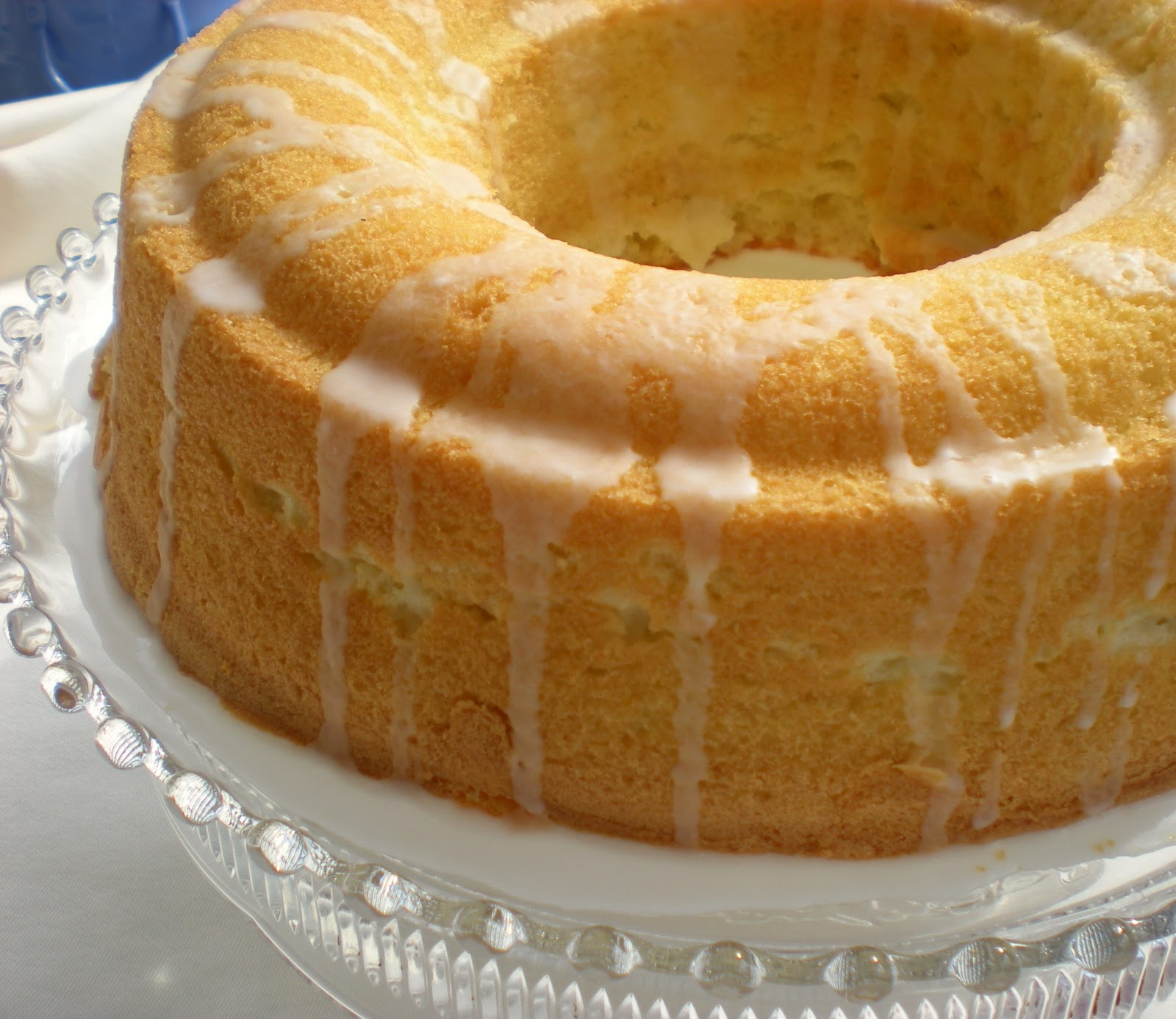 Cream Cheese Pound Cake Without Eggs