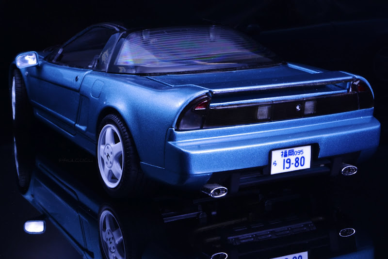 Modified Honda NSX 1:18 Kyosho
