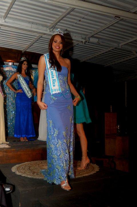 Miss Costa Rica World 2011