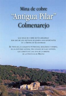 Mina de cobre Antigua Pilar, Colmenarejo