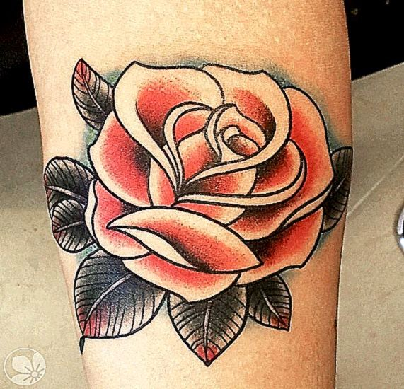 Sorce         rose tattoo tatto…  Pinterest
