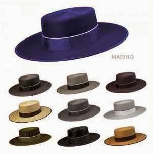 Sombrero cañero OLIVER HATS lana - de Hipisur 969aa090439