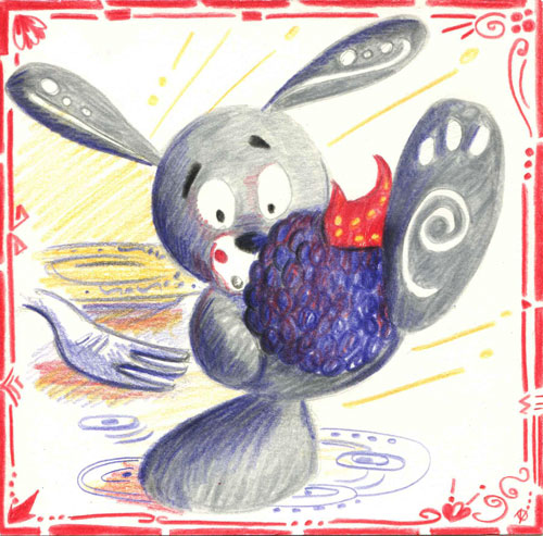 Illustration Monsieur Gourmet