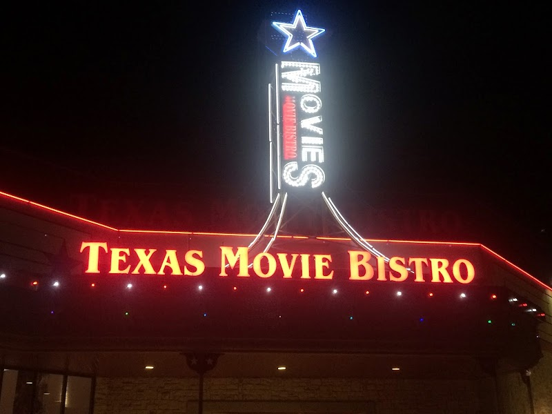 Image result for texas movie bistro