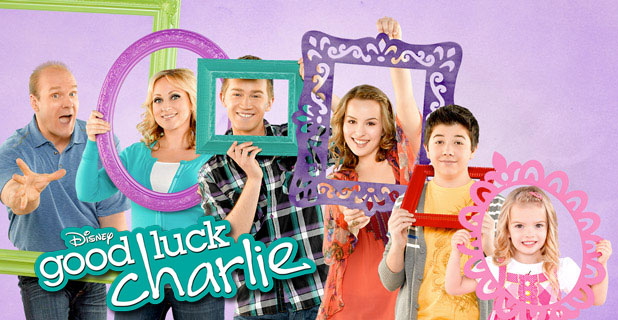 Leigh Allyn Baker Good Luck Charlie Disney drops 'Good Luc...