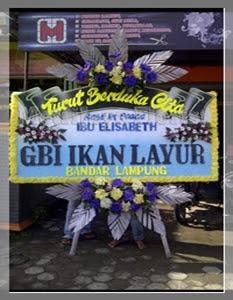 turut berdukacita dari GBI Ikan layur Bandar Lampung