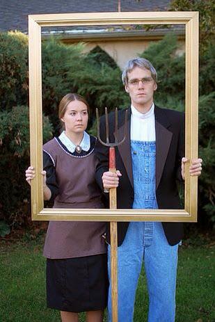 Disfraz original parejas