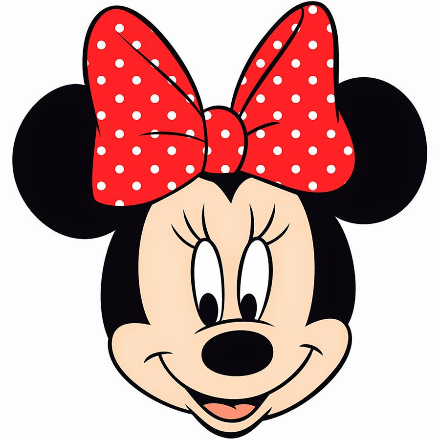 Moño de Minnie Mouse - Imagui
