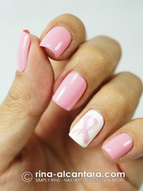 Nail Art for a Cause | Simply Rins