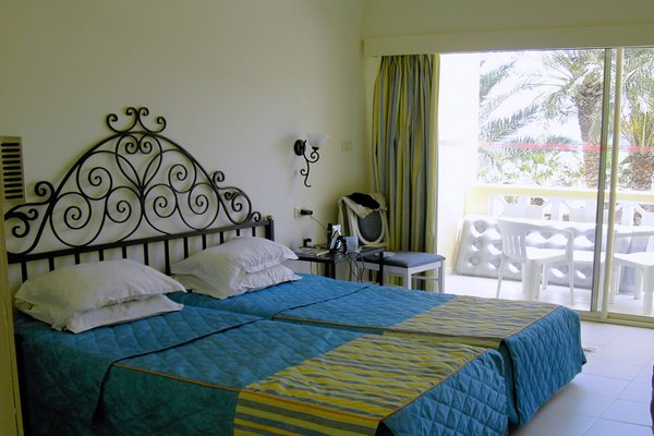 Отель Marhaba Club в номере