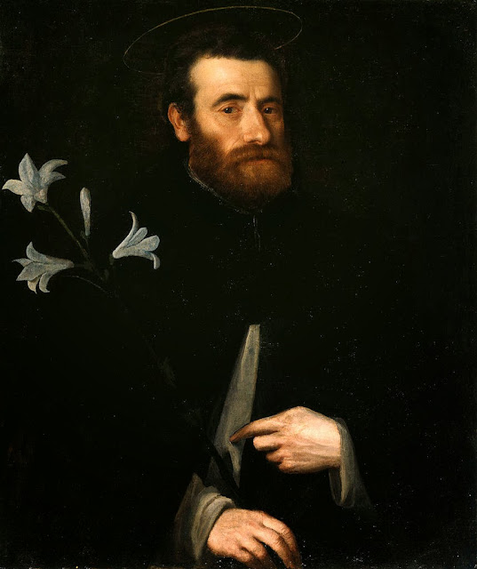 Lorenzo Lotto - Lorenzo Lotto - Portrait of Fra Lorenzo da Bergamo