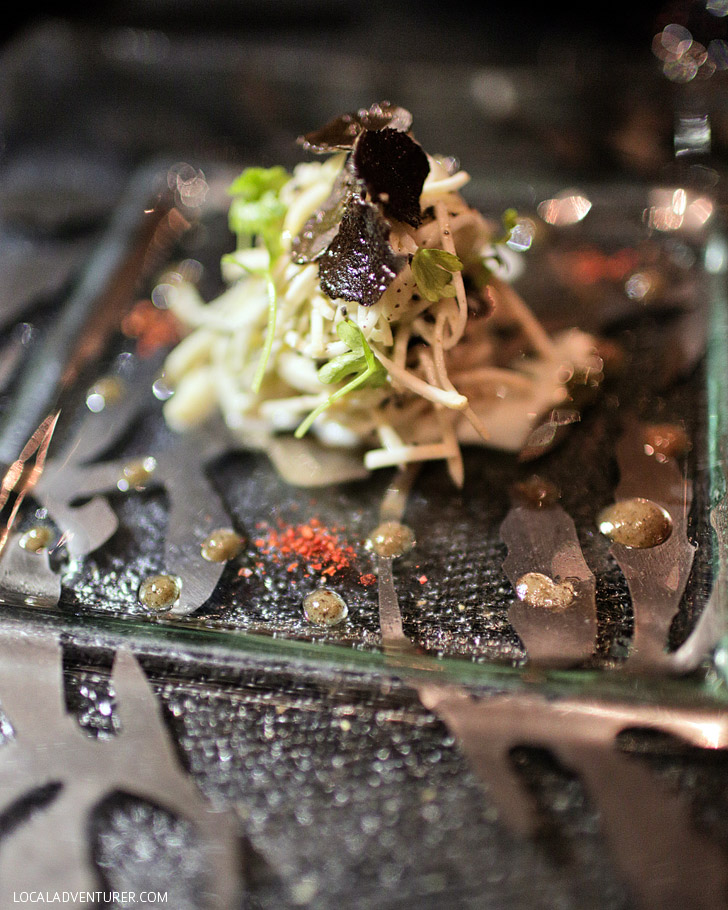 Le Celeri Rave - L'atelier de Joel Robuchon Las Vegas - Las Vegas Food.