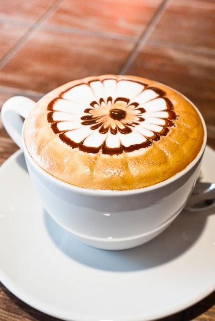 三花‧宅™: Café Fiona 費奧納咖啡光華門市